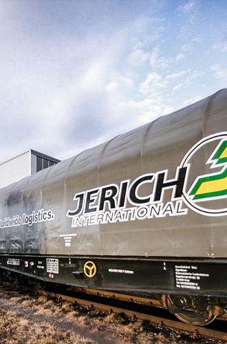 Rail Logistics - Jerich Interational